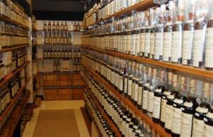 Whiskey Cellar