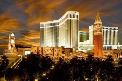 The Venetian Hotel, Las Vegas Nevada